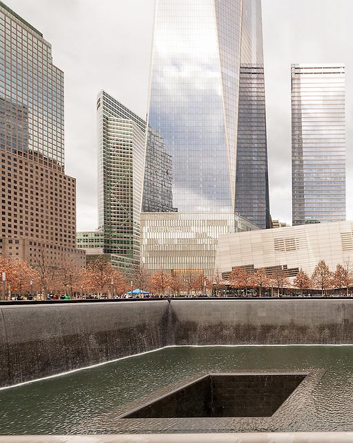 World Trade Center &amp; Memorial<br /> New York City