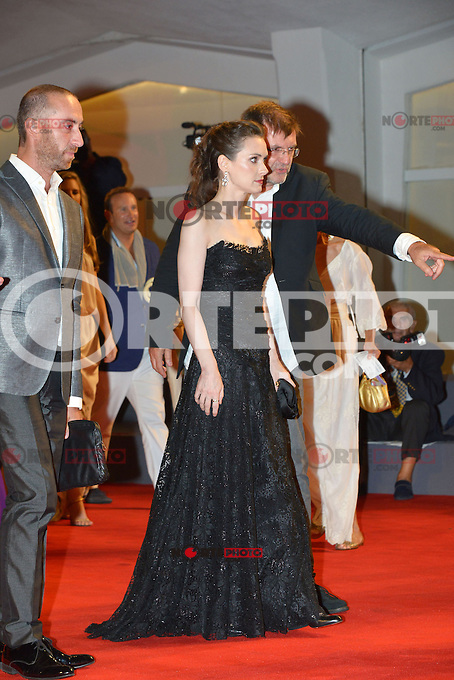 VENICE, ITALY - AUGUST 30: Actress Winona Ryder attends 'The Iceman' Premiere during the 69th Venice International Film Festival at Palazzo del Casino on August 30, 2012 in Venice, Italy AFG / Mediapunchinc /NortePhoto.com<br />
