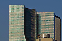 1 United Nations Plaza, NYC, NY, Architect Roche Dinkeloo, Office, Hotel, Post-Modernism