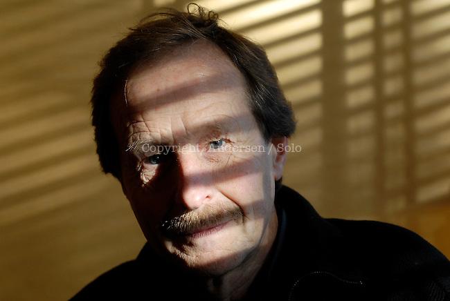 Kjartan Flogstad, Norwegian writer.