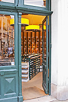 wine shop la carte des vins beaune cote de beaune burgundy france