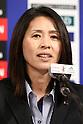 Nadeshiko Japan post World Cup press conference
