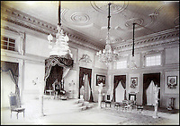 BNPS.co.uk (01202 558833)<br /> Pic: 25BlytheRoad/BNPS<br /> <br /> The throne room of the Royal Palace, Bangkok.<br /> <br /> Stunning 125 year-old pictures of Thailand which showcase the tropical paradise long before it became a tourist hot-spot have emerged.<br /> <br /> The collection of photographs from the early 1890s include images of the King's birthday celebrations in 1892, the King's palace and the Bangkok architecture.<br /> <br /> Also included in the collection are photographs of Hong Kong under British crown rule in 1895 including of British seamen, the Hong Kong cricket team and the native army.<br /> <br /> The photo album will go under the hammer on January 25 and is tipped to sell for &pound;1,500.<br /> <br /> The owner of the album is believed to have been a member of the Royal Engineers or connected with them.<br /> <br /> The fascinating photos provide a snapshot of Thailand under the rule of King Chulalongkorn.<br /> <br /> He was the first Siamese king to have a full western education, having been taught by British governess Anna Leonowens whose memoirs were transported to the silver screen in the famous film The King and I.