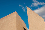 Washington, DC: I M Pei building, East Wing of National Gallery of Art.   Photo copyright Lee Foster.  Photo #washdc106846.