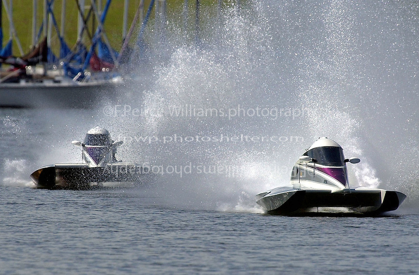 T-71 and T-14.   (1.5 Litre Stock hydroplane(s)