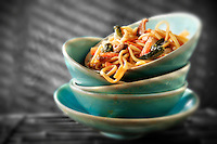 Chinese Stir fried vegetables & noodles