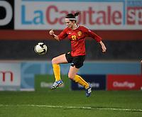 2010.04.01 Belgium - Czech Republic