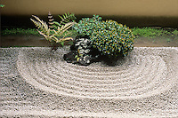 The Ryogen-in is a subtemple of Daitokuji and is one of several Zen gardens that were founded in the 15th century.