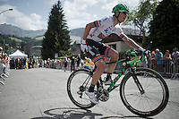 Daryl Impey (ZAF/Orica-BikeExchange)<br /> <br /> Stage 18 (ITT) - Sallanches &rsaquo; Meg&egrave;ve (17km)<br /> 103rd Tour de France 2016