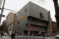 The Met Breuer it's seen at the Upper East Side in New York. 03.20.2016. Kena Betancur/VIEWpress.