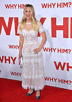 Actress Kaley Cuoco at the world premiere of &quot;Why Him?&quot; at the Regency Bruin Theatre, Westwood. December 17, 2016<br /> Picture: Paul Smith/Featureflash/SilverHub 0208 004 5359/ 07711 972644 Editors@silverhubmedia.com