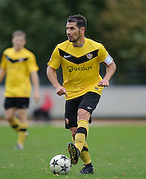 Fussball 2 Bundesliga Saison 2011/2012 Testspiel Dynamo Dresden - FC Grimma Christian FIEL (Dynamo Dresden).