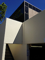 Parking garage on Woodway Drive near Chimney Rock Road in Houston, Texas - 2014