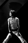 Rolling Stones 1969 Mick Jagger on Top Of The Pops<br /> &copy; Chris Walter