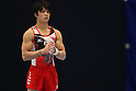 Kohei Uchimura (JPN), NOVEMBER 27, 2011 - Artistic Gymnastics : FIG ART World Cup 2011 Tokyo Men's Individual All-Around Floor exercise at Ryogoku Kokugikan, Tokyo, Japan. (Photo by YUTAKA/AFLO SPORT) [1040]