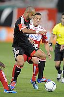D.C. United forward Maicon Santos (29)  D.C. United defeated FC Dallas 4-1 at RFK Stadium, Friday March 30, 2012.