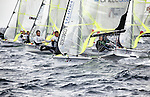 The 2013 Seiko 49er and 49erFX World Championships, 150 skiffs - 28 nations  Two World Championship Titles, Marseille, France.