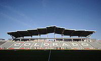 Commerce City - Tuesday, March 19, 2013: USMNT training at Dick's Sporting Goods Park.