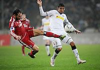 Fussball Bundesliga 2011/12: Borussia Moenchengladbach - Hamburger SV