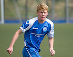 St Johnstone U16's.Ally McDonald.Picture by Graeme Hart..Copyright Perthshire Picture Agency.Tel: 01738 623350  Mobile: 07990 594431