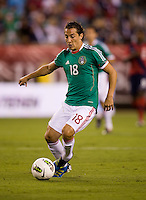 Andres Guardado. The USMNT tied Mexico, 1-1, during their game at Lincoln Financial Field in Philadelphia, PA.