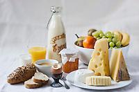 Gastronomie générale/Petit déjeuner complet