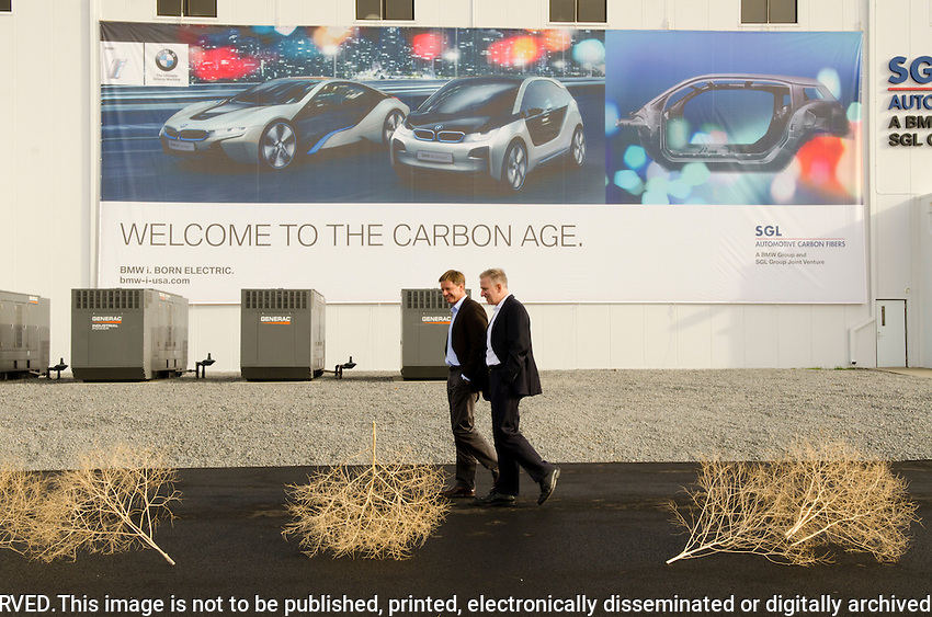 Sgl Automotive Carbon Fiber Production Facility Rich Frishman