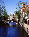 AA00420-02...BELGIUM - Bruges, a town laced with a picturesque system of canals and known as the Venice of the North.