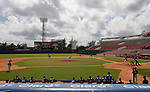 MLB Baseball Tournament &quot;Torneo Supremo&quot; final game in Santo Domingo 2011