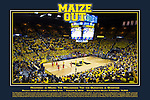 Rhapsody in Maize: The Wolverines Top the Buckeyes in Overtime<br />
