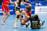 Great Britain v Montenegro Womens 2012 European Handball Championships Qualifier