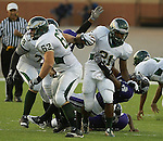Cy Falls vs Morton Ranch 2011 H.S. Football