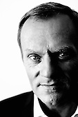 Gdansk 29.09.2011 Poland<br /> Donald Tusk President of the European Council. He also was Polish Prime Minister from 2007 to 2014 and lider of Civil Platform (centre fraction)<br /> Photo: Adam Lach / Napo Images / Newsweek Polska<br /> <br /> Były premier RP Donald Tusk aktualnie przewodniczacy Rady Europejskiej.<br /> Fot: Adam Lach / Napo Images / Newsweek Polska