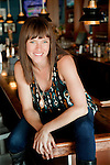 Molly Meyer is a mixologist at Little Palace.(Jodi Miller/Alive)