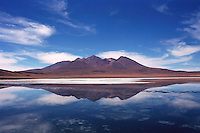 Laguna Canapa, Altiplano, southwest Bolivia <br />