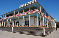 The Cosmopolitan Restaurant and Hotel