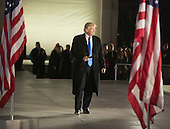 President-elect of The United States Donald J. Trump makes remarks at the &quot;Make America Great Again Welcome Celebration concert at the Lincoln Memorial in Washington, DC, January 19, 2017. <br /> Credit: Chris Kleponis / Pool via CNP