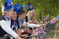 28/04/11 Royal Wedding fever