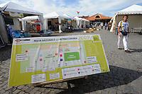 Festa Nazionale dell' Altra Economia. Roma. National Day for other economy. Rome...