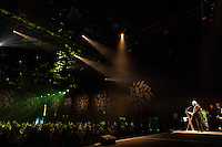Economic Development minister Steven Joyce addresses the  Wellington Gold Awards at TSB Bank Arena, Wellington, New Zealand on Thursday, 9 July 2015. Photo: Dave Lintott / lintottphoto.co.nz