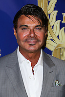 BEVERLY HILLS, CA, USA - MARCH 28: Eric Schiffer at the Versace Unveiling Of The 1st Pop Recording Artist Superhero - KUBA Ka's Performance Outfits. Designed by the legendary fashion hosuse - Donatella Versace. For the Benefit of the Face Forward Foundation (Plastic Surgery for Destroyed Faces from Violence). Pop entertainer TV personality KUBA Ka, together with VERSACE, unveiled Kuba Ka's new Versace images, for the First Pop Artist/Superhero of the World. He has become the inspiration of Donatella's newest and wildest creations and will celebrate the launch of his new power house conglomerate - KUBA Ka Empire Inc. in collaboration with the sensational fashion house - VERSACE on Friday, his birthday at a red carpet media and celebrity event at the luxurious Peninsula Hotel in Beverly Hills held at the Peninsula Hotel on March 28, 2014 in Beverly Hills, California, United States. (Photo by Xavier Collin/Celebrity Monitor)