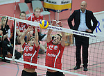 Volleyball 1. Bundesliga  Saison 2010/2011 ENBW TV Rottenburg - VC Olympia Berlin