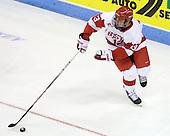 Garrett Noonan (BU - 13) - The Boston University Terriers defeated the visiting University of Toronto Varsity Blues 9-3 on Saturday, October 2, 2010, at Agganis Arena in Boston, MA.