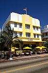 Florida, Miami: Art Deco South Beach.  Photo #: flmiam102.  Photo copyright Lee Foster, 510/549-2202, lee@fostertravel.com, www.fostertravel.com