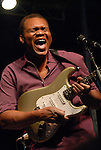 Robert Cray in an emotional performance at the Texas State Arts Festival, in Austin Texas, March 4, 2007