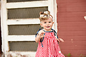 Teagan G One Year Baby Bee 3 of 4 Session