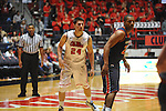 "Ole Miss' Will Norman (24) vs. Auburn at the C.M. ""Tad"" Smith Coliseum on Saturday, February 23, 2013. Mississippi won 88-55. (AP Photo/Oxford Eagle, Bruce Newman)"