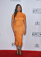 LOS ANGELES, CA. November 20, 2016: Actress Garcelle Beauvais at the 2016 American Music Awards at the Microsoft Theatre, LA Live.<br /> Picture: Paul Smith/Featureflash/SilverHub 0208 004 5359/ 07711 972644 Editors@silverhubmedia.com