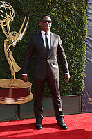 LOS ANGELES - APR 28:  Blair Underwood at the 2017 Creative Daytime Emmy Awards at the Pasadena Civic Auditorium on April 28, 2017 in Pasadena, CA