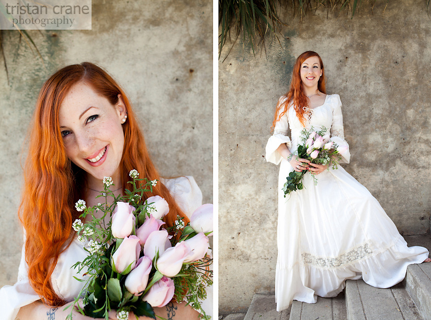 San Francisco Bridal Portraits
